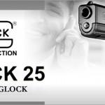 Pistola .380 Glock G28