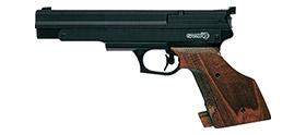 Pistola de pressão Gamo Compact – 4,5mm – Madeira Natural