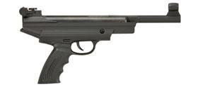 Kit Pistola de pressão Hatsan HT 25 – 4,5mm – Preto