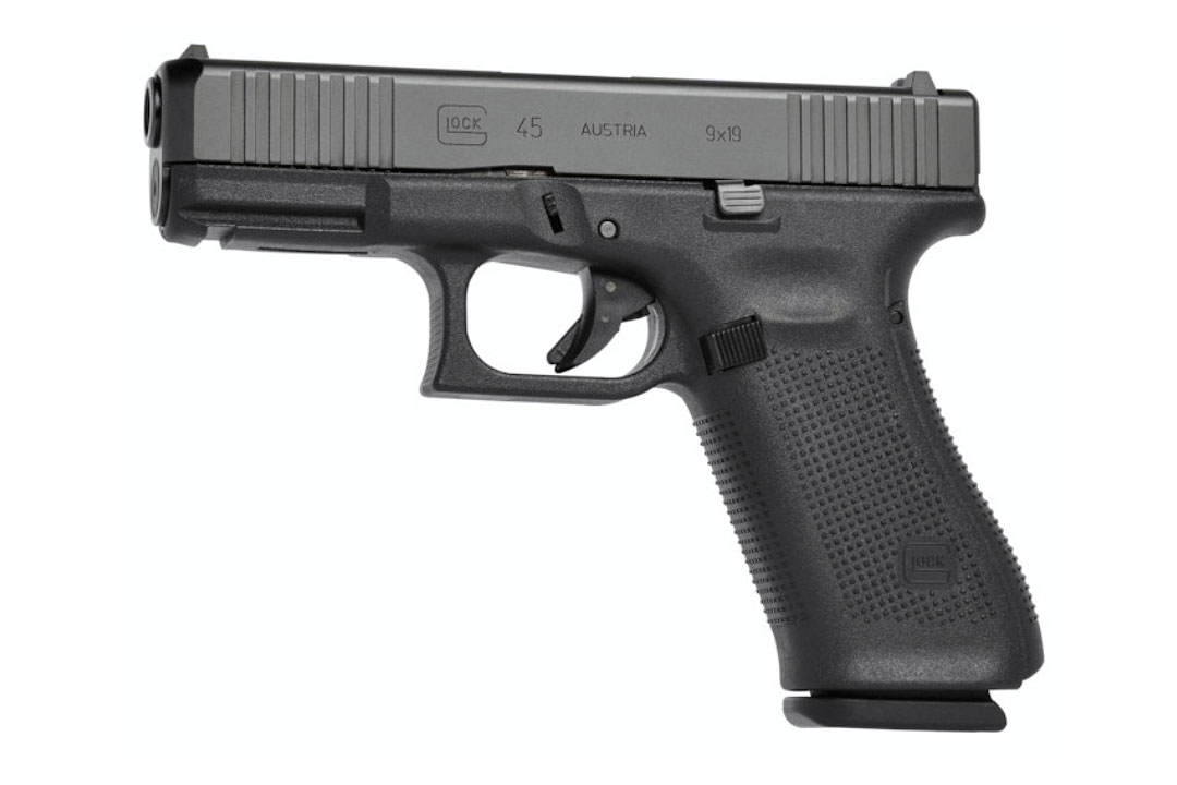 Pistola Glock 9mm G45