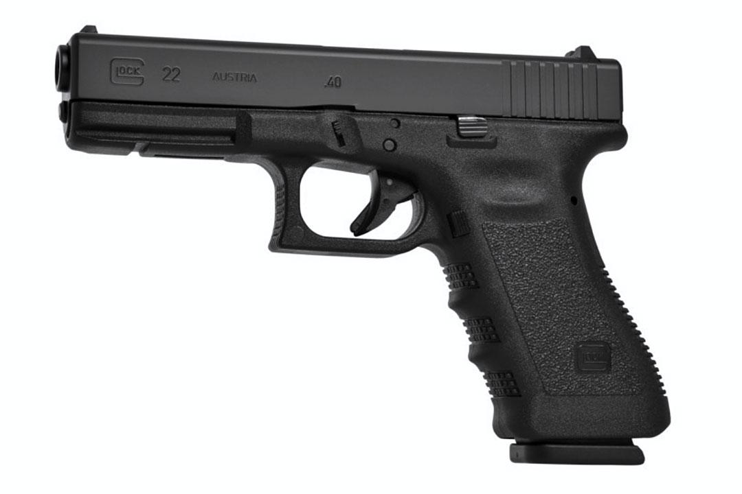Pistola Glock .40 G22