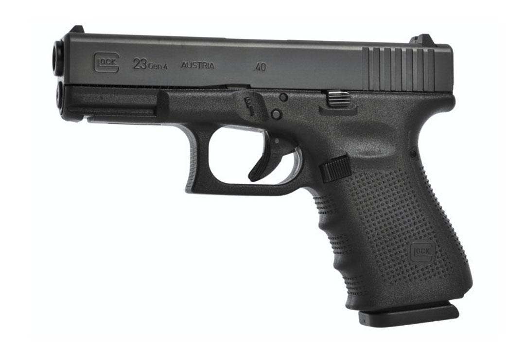 Pistola Glock .40 G23