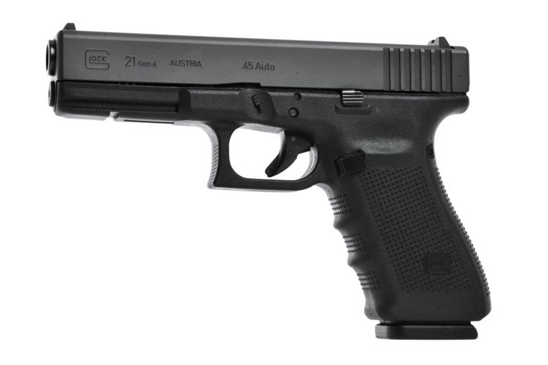 Pistola Glock .45 G21