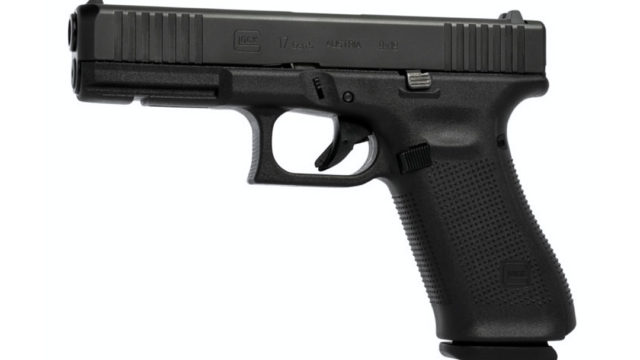 Pistola Glock 9mm G17