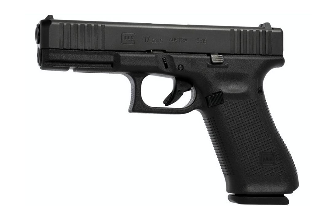Pistola Glock 9mm G17 MOS