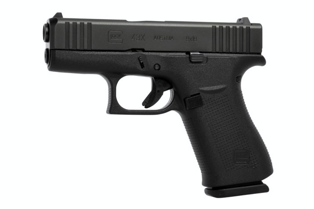 Pistola Glock 9mm G43x