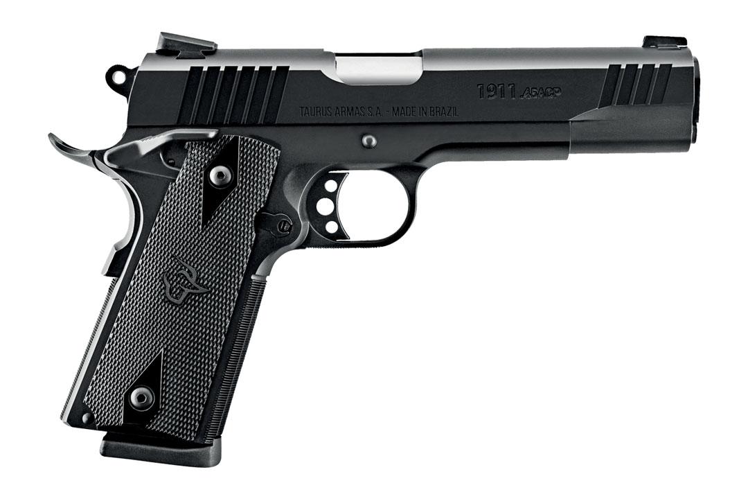 Pistola Taurus .45 PT 1911