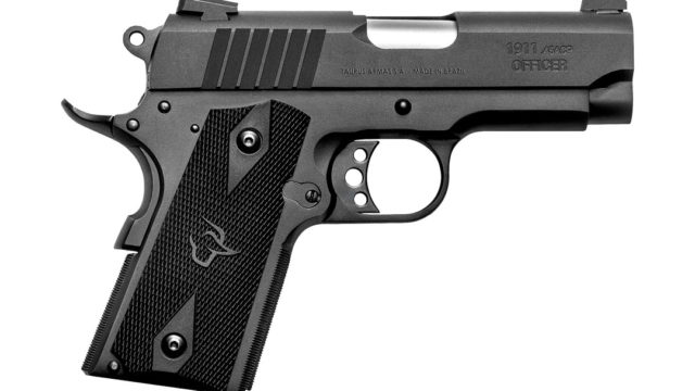 Pistola Taurus .45 1911 Officer