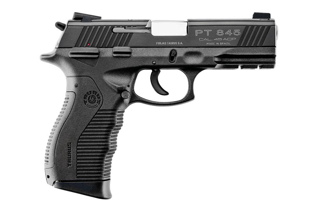 Pistola Taurus .45 PT 845