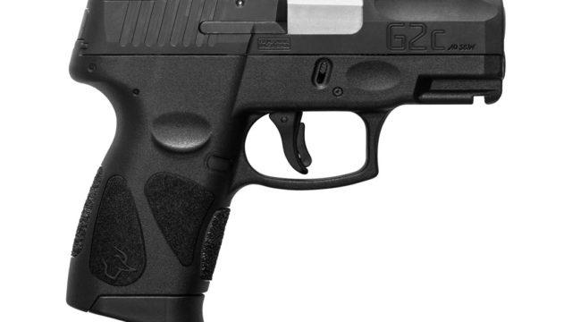 Pistola Taurus .40 S&W G2C