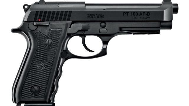 Pistola Taurus .40 S&W PT 100