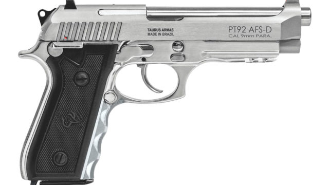 Pistola Taurus 9mm PT92