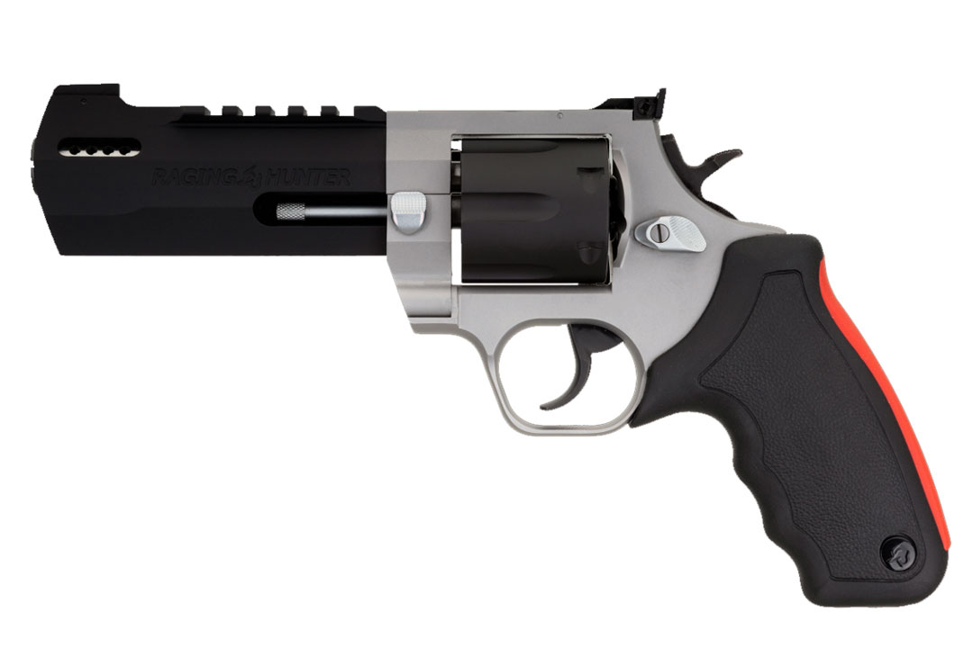 Revólver Taurus RT 357H – Raging Hunter Dual Tone – Cano 5.11