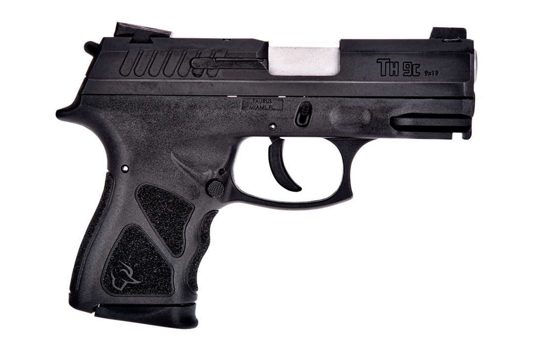 Pistola Taurus 9mm TH9C